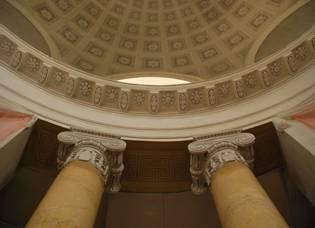 Внутри купольного зала. Фото: www.russpro.ru