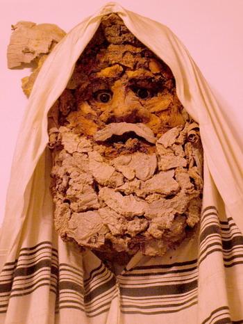 Портрет верующего еврея. Фото: Хава ТОР/Великая Эпоха