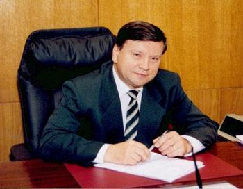 Директор экономико-технологического колледжа питания, заслуженный учитель РФ Борис Николаевич Исаев