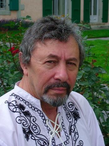 Поэт Вячеслав Куприянов. Фото: letov.ru