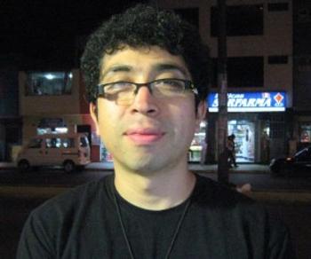 Оскар Нуньес, Лима, Перу. Фото: Великая Эпоха (The Epoch Times)