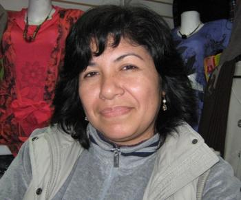 Нелли Рейносо, Лима, Перу Фото: Великая Эпоха (The Epoch Times)
