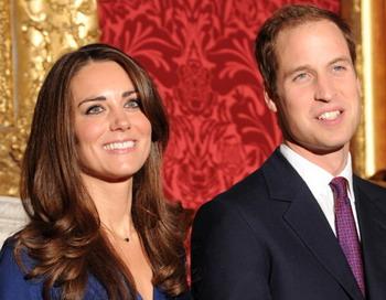 Принц Уильям и его невеста – интервью о помолвке. Фото: BEN STANSALL/AFP/Getty Images