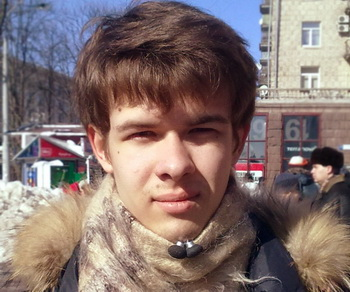 Ерошкин Алексей, Киев, Украина. Фото с сайта theepochtimes.com