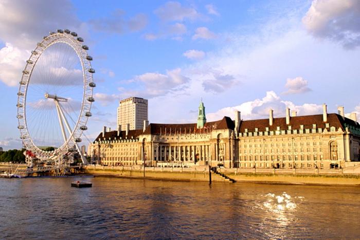 London Eye. Фото: Thinkstock/Photos.com