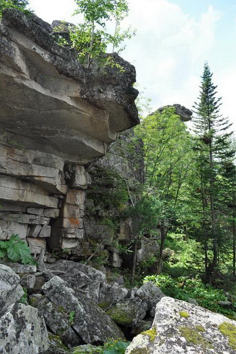 Каменный город. Фото предоставлено Светланой Мельниковой