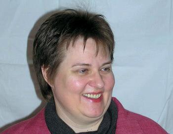 Анна Хофинга из Германии, занимается благотворительной деятельностью в России. Фото: K.D.Busch