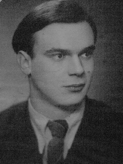 Михаил Хейфец. Фото из семейного альбома