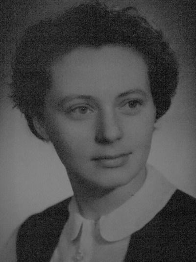 Рая  Хейфец. Фото из семейного альбома