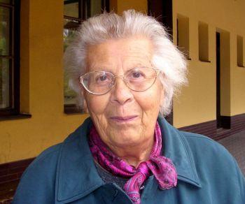 Лила Хлоухова, 81 год, пенсионерка. Требик, Чешская Республика. Фото с сайта: theepochtimes.com