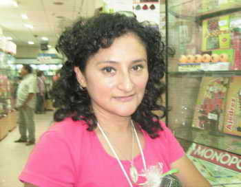 Лидия Диас, Лима, Перу. Фото: Великая Эпоха (The Epoch Times)