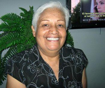 Суллана, Перу Нелида Баррутиа, 67, преподавательница начальной школы