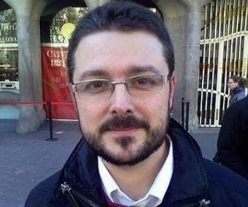 Барселона, Испания Джоан Эрреро, 37, антрополог