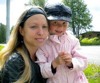 Мария Роман, Эксье, Швеция.