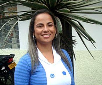 Соани Алехандра Сьерра Кампино, Медельин, Колумбия.