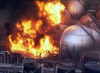 Банальная жадность стала причиной аварии на АЭС «Фукушима Дайичи» в Японии. Фото с fontanka.ru