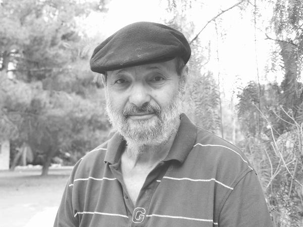 Яков Блюмен, скульптор по дереву. Фото: Хава ТОР/Великая Эпоха