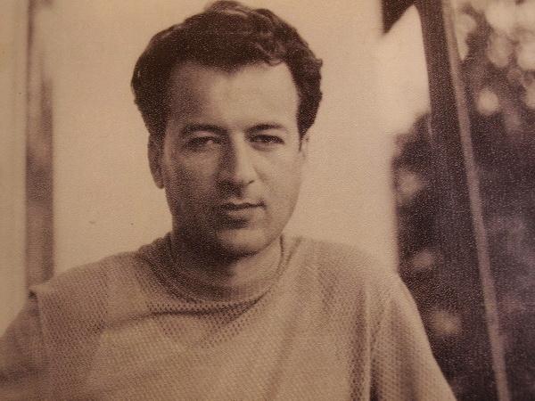 Игорь Зусман в молодости. фото предоставлено семьей Зусман