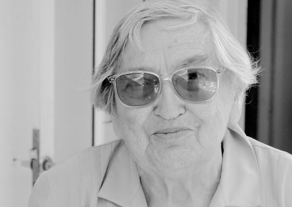 Алла Михайловна Магарик, пенсионерка. Фото: Хава ТОР/Великая Эпоха