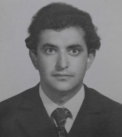 Евгений Минины. Фото предоставлено семьей Мининых