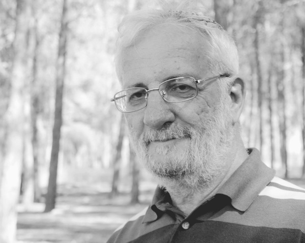 Михаил Нудлер, ныне председатель административного совета поселения Текоа. Фото: Хава ТОР/Великая Эпоха
