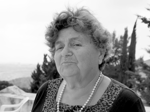 Ольга Эпштейн, пенсионерка. Фото: Хава ТОР/Великая Эпохп