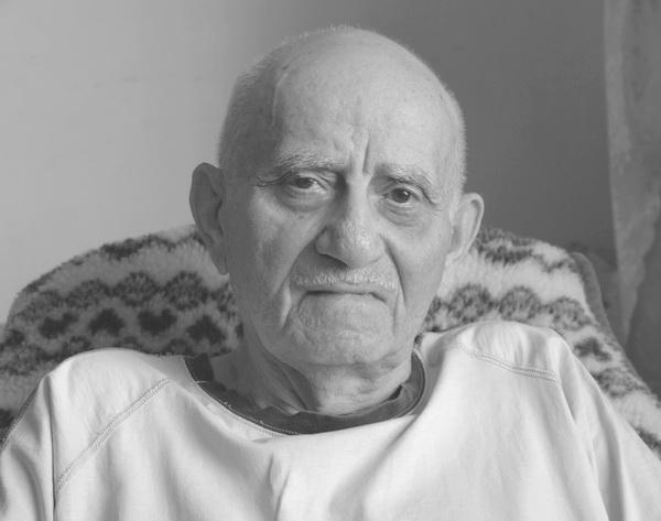 Ефим Левит, инженер на пенсии. Фото: Хава ТОР/Великая Эпоха