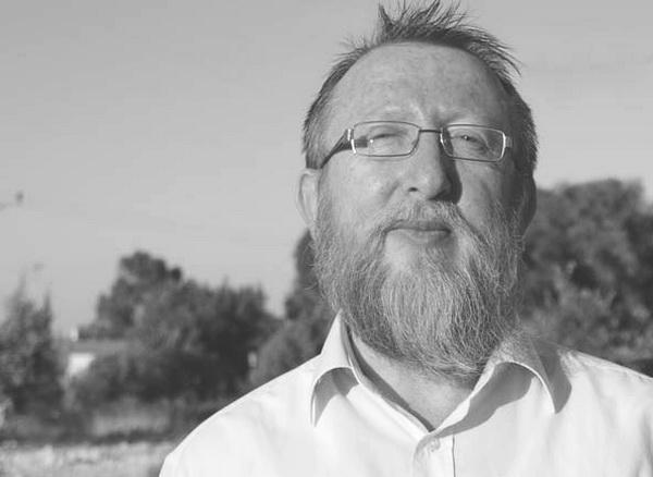 Менахем-Михаэль Гитик, преподаватель Торы. Фото: Хава Тор/Великая Эпоха (The Epoch Times)
