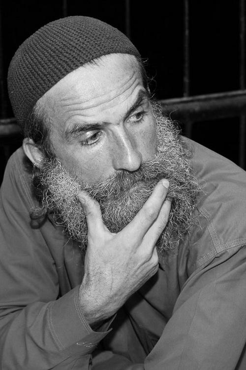 Шломо Ленский, укоренившийся поселенец (Текоа, Иудея), активист и публицист. Фото: Ilya Zuskovich