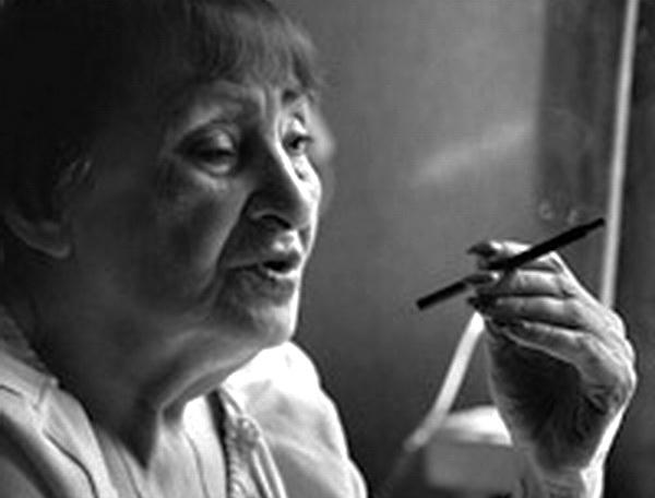 Инна Львовна Лиснянская, поэт. Фото с сайта litkarta.ru