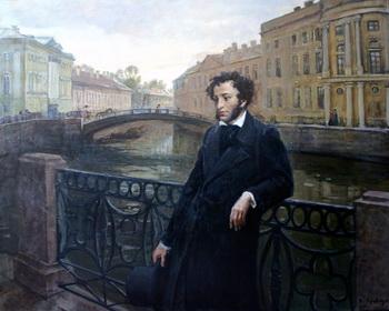 Что значит Пушкин для меня?