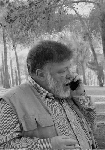 Александр, программист. Фото предоставлено респондентом