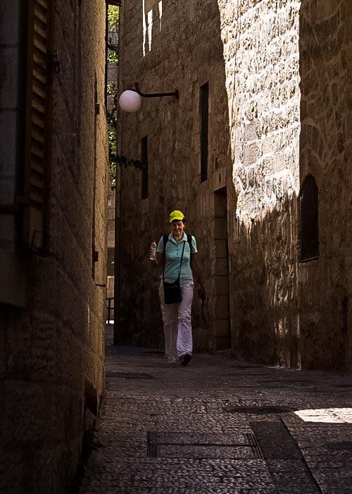 Прогулки по Старому городу. Иерусалим. Фото: Хава Тор/Великая Эпоха (The Epoch Times)