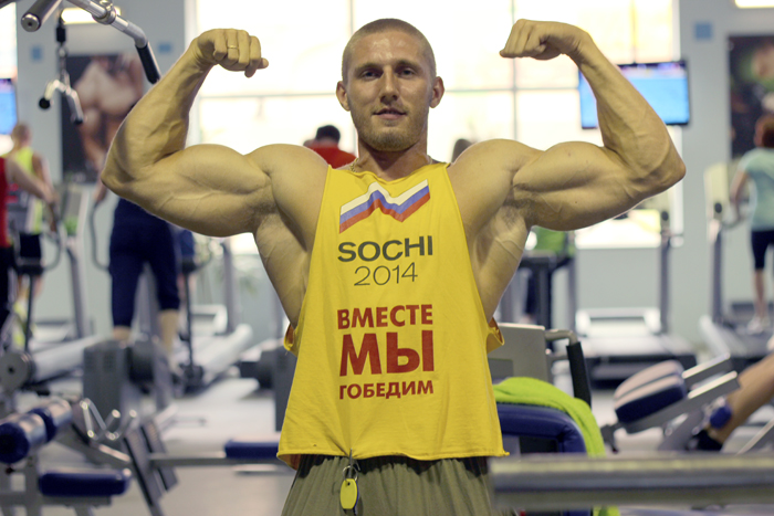 Дмитрий Ткаченко. Фото предоставлено Дмитрием Ткаченко