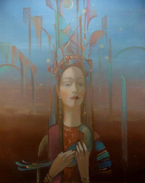 Елена Москалёва. Фото предоставлено Валерием Емельяновым