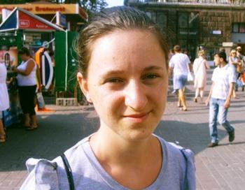 Ольга Цудинович, Киев, Украина. Фото: Великая Эпоха (The Epoch Times)