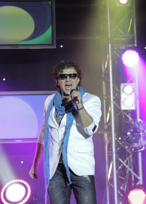 Российский музыкант, певец и композитор Роман Жуков. Фото предоставлено Романом Жуковым
