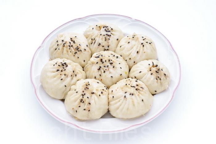 «Баоцзы» — популярное китайское блюдо. Фото: Цзян Байи/Великая Эпоха (The Epoch Times)