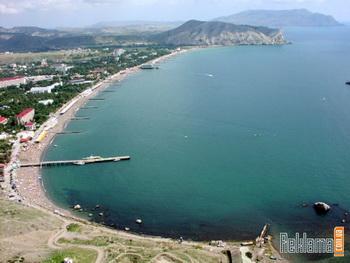 Крым предлагает широкие возможности. Фото с images.reklama.com.ua