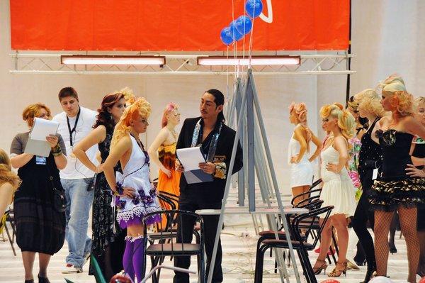 Фестиваль Красоты «Невские Берега».  Фото: Владимир Сухарев/Великая Эпоха