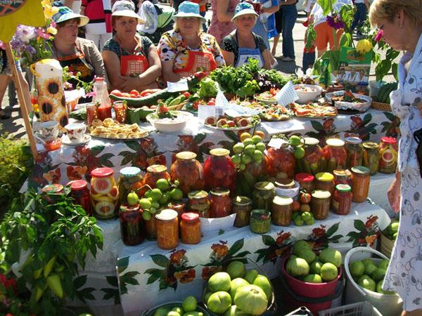 «День минусинского помидора». Фото: Максим Кочетков/Великая Эпоха