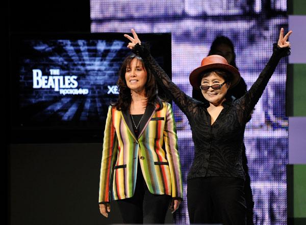 «Битлз» планируют  дать концерт в полном составе. Фото: Kevork Djansezian/Getty Images