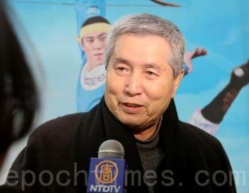 Им Квон Тэк, выдающийся режиссер корейского кинематографа: «Shen Yun непременно нужно увидеть». Фото: The Epoch Times
