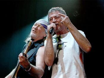 Deep Purple. Фото Ленты.ру
