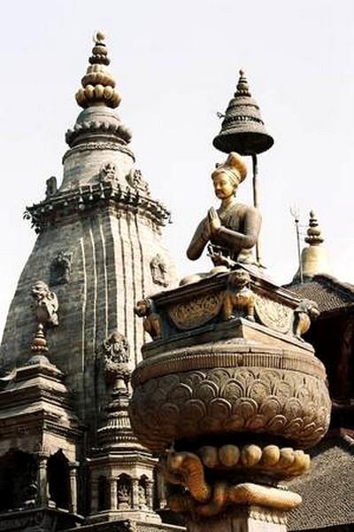 Ступа возле Катманду. Фото: Bernd Kregel