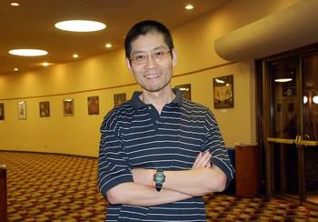 Гарри, инженер с Силиконовой долины, сказал, что Shen Yun пробуждает в людях чувство справедливости и мужество. Фото: Великая Эпоха