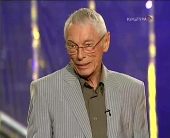 Александр Зацепин, композитор, народный артист РФ, отмечает юбилей, свое 85-летие.
