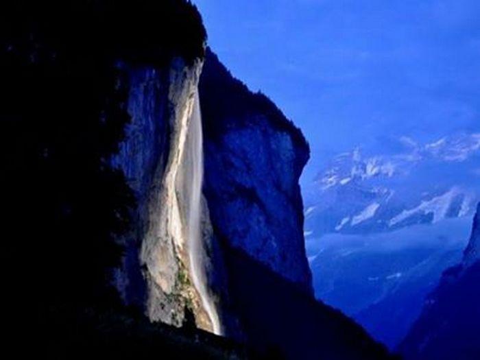 Водопад Штауббах. Фото с сайта ru.sharonoff.ch