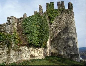 Torre da Fortaleza de Sarria. Фото с сайта http://velolive.com