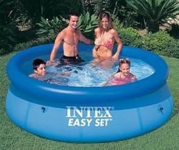 Надувной бассейн для дачи. Фото с сайта http://alltopshop.ru/?show=shop&category_id=6